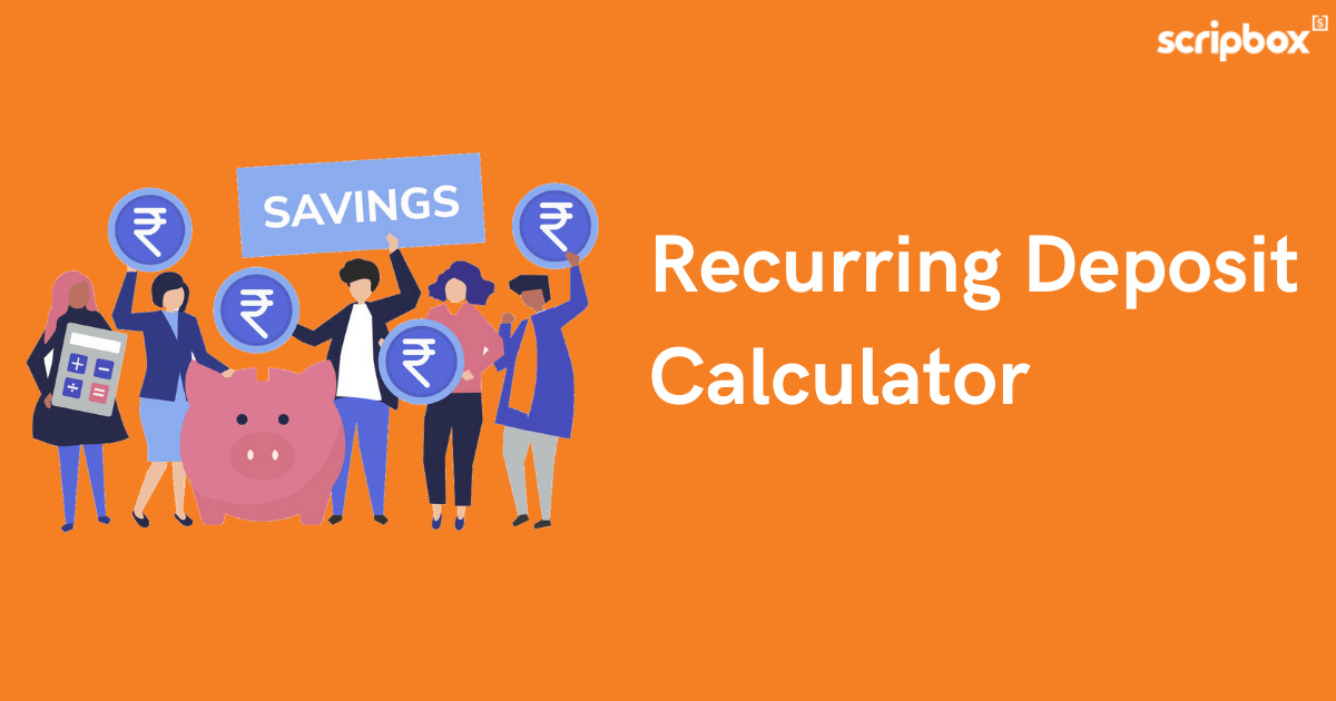 Calculate Recurring Deposit interest